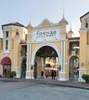 Fidenza Village, Chic Outlet Shopping
