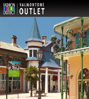 Valmontone Outlet, il tuo shopping a Roma